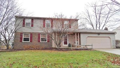 Westerville OH Single Family Home Contingent Escape: $259,900