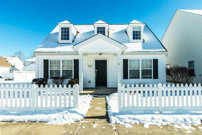 New Albany OH Single Family Home Contingent Finance And Inspect: $199,000