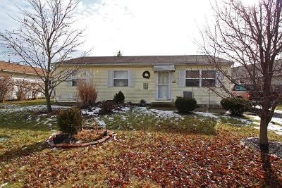 Single Family Home For Sale: 8485 Silverbell Avenue