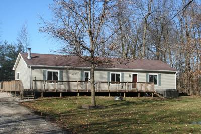 Circleville OH Single Family Home For Sale: $224,900