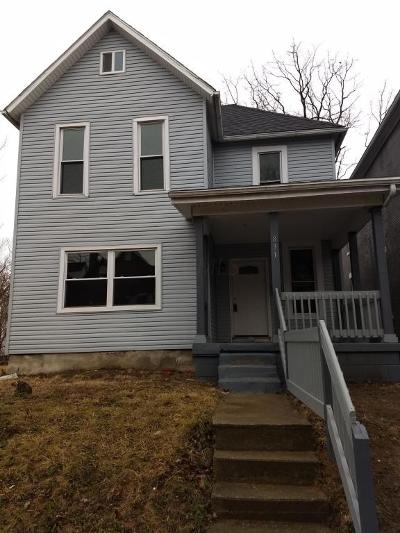 Single Family Home Contingent Finance And Inspect: 831 Wilson Avenue