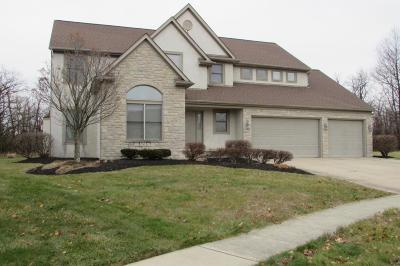 Reynoldsburg Single Family Home For Sale: 1825 Crosswick Court