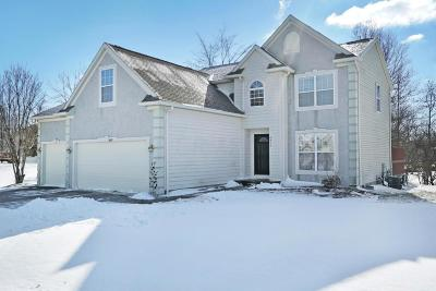 Reynoldsburg Single Family Home For Sale: 8849 Taylor Woods Drive