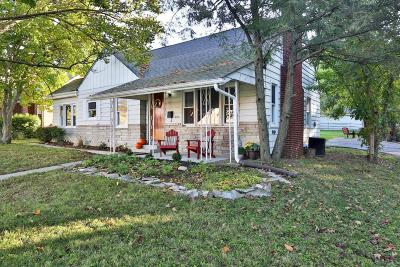Columbus Single Family Home Contingent Finance And Inspect: 4176 Foster Street
