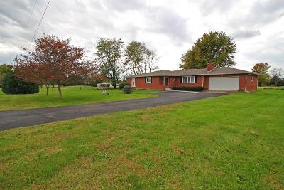 Circleville OH Single Family Home For Sale: $174,900