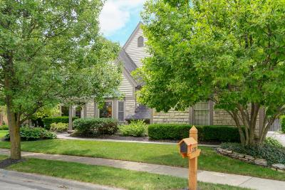 Upper Arlington Single Family Home Contingent Finance And Inspect: 2288 Sedgwick Drive