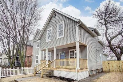 Columbus Single Family Home For Sale: 256 Avondale Avenue