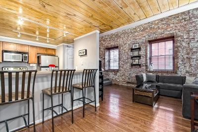 Columbus Condo For Sale: 544 S Front Street #115