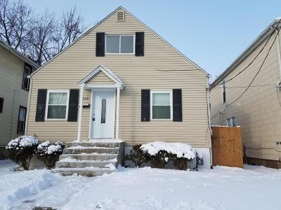 Columbus Single Family Home For Sale: 1649 S 4th Street