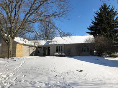 Westerville Single Family Home For Sale: 5296 Garand Drive
