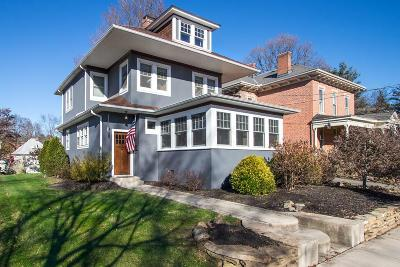 Westerville Single Family Home For Sale: 70 W College Avenue
