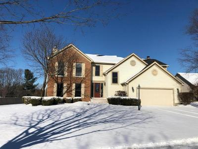Pickerington Single Family Home For Sale: 842 Brookside Drive