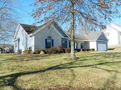 Newark Single Family Home For Sale: 2387 Horns Hill Road