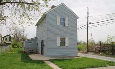 Columbus Single Family Home For Sale: 599 Gibbard Avenue