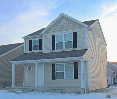 Columbus Single Family Home For Sale: 1379 Ithaca Drive