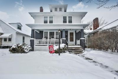Columbus Single Family Home For Sale: 171 Guernsey Avenue