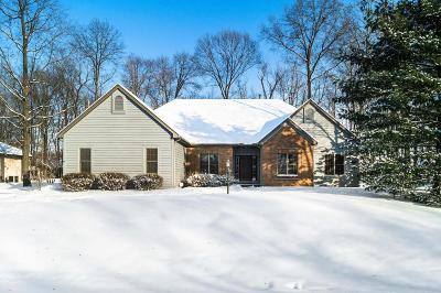 Blacklick Single Family Home For Sale: 128 Strathsprey Drive