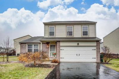 Blacklick Single Family Home For Sale: 7727 Rippingale Street