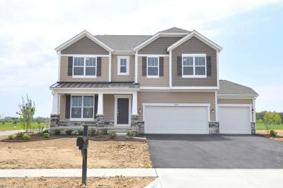 Powell Single Family Home For Sale: 5565 Landgate Drive #Lot 6899