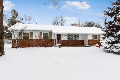 Pickerington Single Family Home For Sale: 9345 Blacklick Eastern Road NW