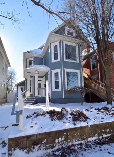 Columbus Single Family Home For Sale: 445 W 2nd Avenue