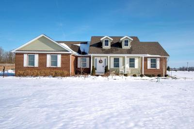 Ashville OH Single Family Home For Sale: $349,900