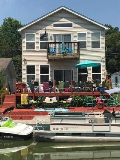 Millersport Single Family Home Contingent Finance And Inspect: 2779 Terrace Street