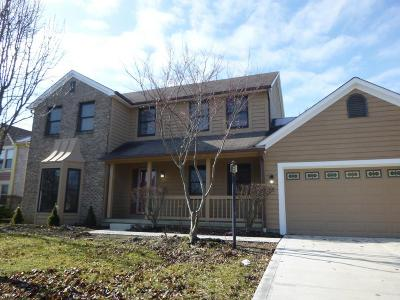 Hilliard Single Family Home For Sale: 4787 Cordoba Street
