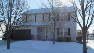 Single Family Home For Sale: 686 Crofton Loop