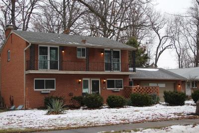 Delaware Single Family Home For Sale: 162 Cottswold Drive