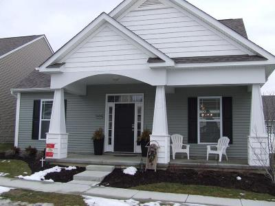 Grove City Single Family Home For Sale: 2404 Cypress Point Road