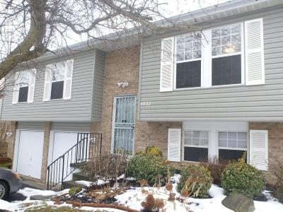 Reynoldsburg Single Family Home For Sale: 6833 Bennell Drive