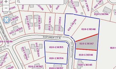 Columbus Residential Lots & Land For Sale: Rotunda Drive