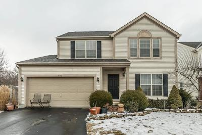 Columbus Single Family Home For Sale: 1512 Grove Hill Drive