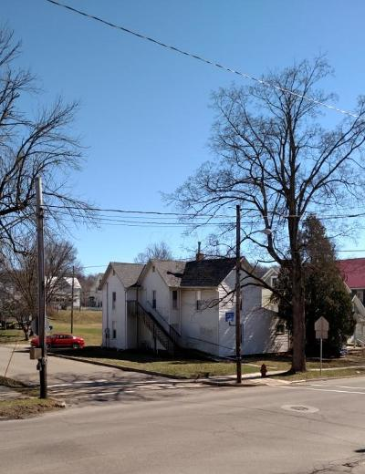 Danville Multi Family Home Contingent Finance And Inspect: 402 Market Street
