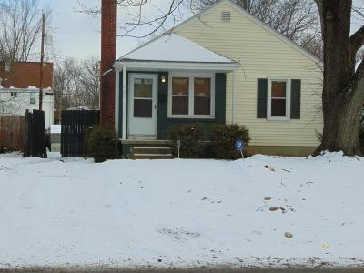 Columbus Single Family Home For Sale: 400 S Weyant Avenue