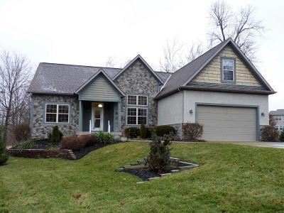 Reynoldsburg Single Family Home Contingent Finance And Inspect: 7680 Rodebaugh Road