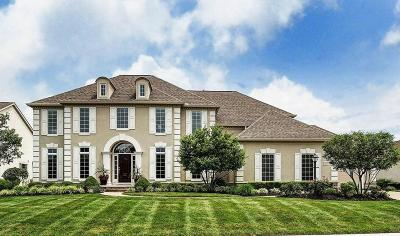 Westerville Single Family Home Contingent Finance And Inspect: 5635 Medallion Drive W