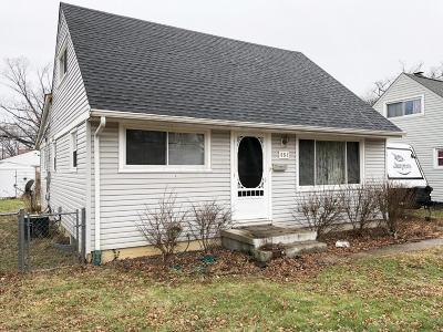Columbus Single Family Home For Sale: 651 Westphal Avenue