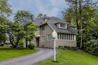 Bexley Single Family Home Contingent Finance And Inspect: 387 S Parkview Avenue