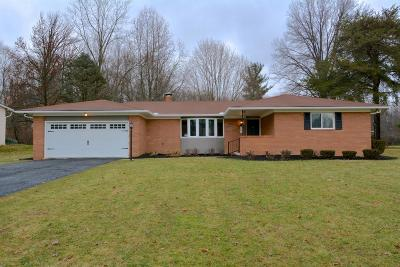 Gahanna Single Family Home For Sale: 5661 Heather Road