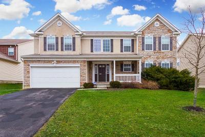 Reynoldsburg Single Family Home Contingent Finance And Inspect: 2066 Clay Stone Place