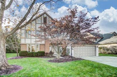 Hilliard Single Family Home Contingent Finance And Inspect: 4171 Bowmansroot Court