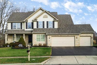 Grove City Single Family Home Contingent Finance And Inspect: 4870 Tayport Avenue