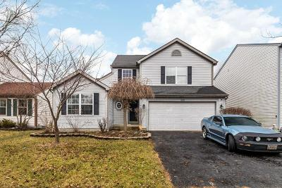 Blacklick Single Family Home Contingent Finance And Inspect: 508 Tourmaline Drive