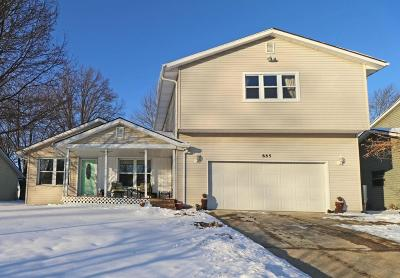 Single Family Home For Sale: 685 Belleview Court