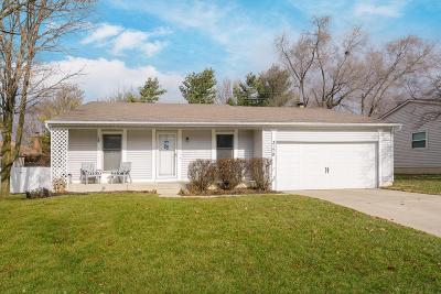 Dublin Single Family Home Contingent Finance And Inspect: 3170 Rimmer Drive