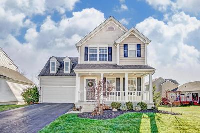 Blacklick Single Family Home Contingent Finance And Inspect: 8485 Flowering Cherry Drive