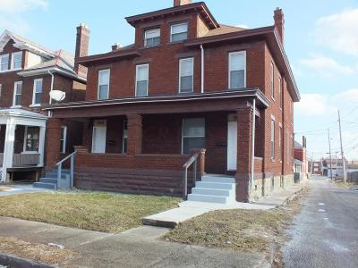 Columbus OH Multi Family Home For Sale: $335,000