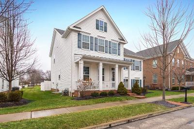 New Albany Single Family Home Contingent Finance And Inspect: 5067 Notting Hill Drive